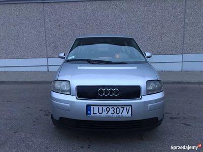 używany Audi A2 2004r 1.4 TDI Klima, Radio aux, usb