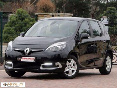 używany Renault Scénic 1.5dm 110KM 2014r. 127 458km
