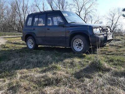 używany Suzuki Vitara 4x4 JLX SPRZEDAM/ZAMIENIĘ