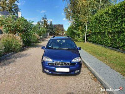 używany Chevrolet Tacuma Style 1.6 benzyna 105KM 2004 1wł Klima Wspomag