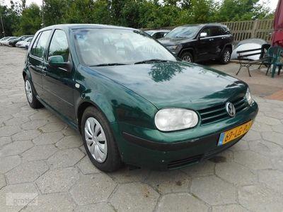 used VW Golf IV 1,4 benzyna 75 KM Klima Elektryka