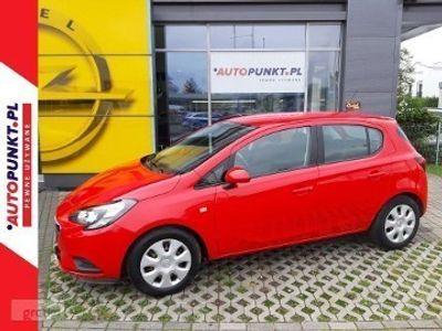 używany Opel Corsa E ENJOY 1.2 70KM, salon PL, serwis, gwarancja