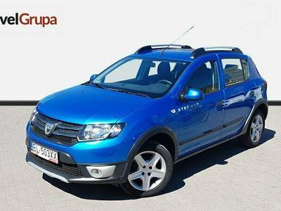 używany Dacia Sandero Stepway 0.9 Benzyna 90 KM Salon PL I wł.
