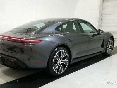używany Porsche Taycan 0dm 530KM 2020r. 10 397km