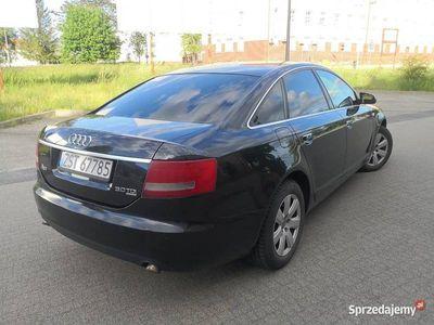używany Audi A6 C6 3.0Turbo Diesel Quattro Sprzedam Lub Zamienię
