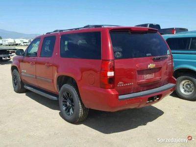 używany Chevrolet Suburban SuburbanK1500 LT 5.3 benz. V8 320KM autom. 2013 GMT900 (2007-)