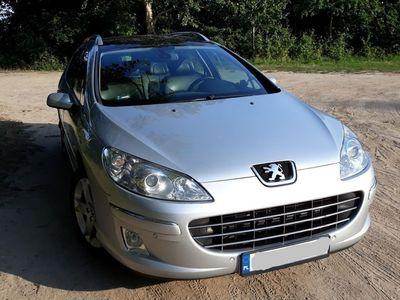 używany Peugeot 407 SW 2.0 HDI