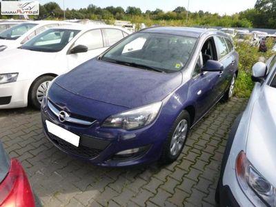 używany Opel Astra Astra 1.7dm3 110KM 2013r. 98 431kmIV 1.7 CDTI Enjoy FV 23%, Gwarancja! !!