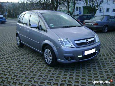 używany Opel Meriva 1.4 Benzyna - 90KM - Zarejestrowana - 2008r.
