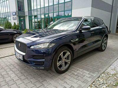 używany Jaguar F-Pace 2.0 i4D 180KM AWD Portfolio, Salon PL, Bezwyp., 1 właśc., FV23%