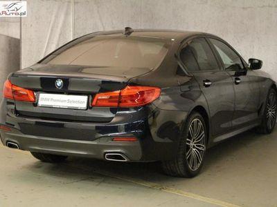 używany BMW 520 seria 5 2dm3 190KM 2017r. 17 232km D 190KM | Pakiet Sportowy M | Navi! |