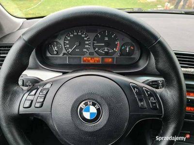 używany BMW 330 E46 D Automat Skóra Klimatyzacja