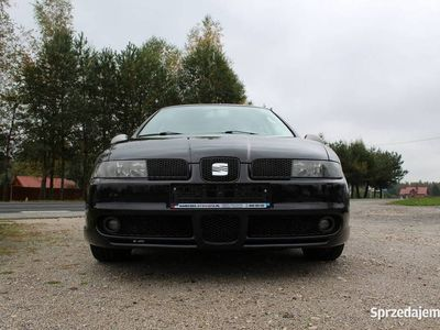 używany Seat Leon FR Top Sport 1.9 TDI 150KM Niski Przebieg Bez Rdzy