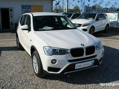 używany BMW X3 F-Vat,Salon Polska,Xenon,Automat,Gwarancja,X-Drive,Kamera Cofania F25 (2010-)