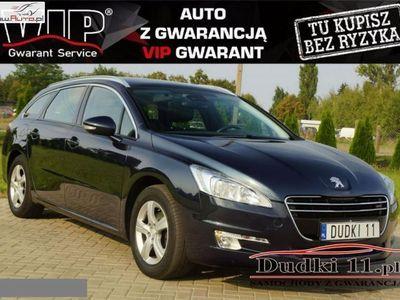 używany Peugeot 202 Inny 1.6dm3 112KM 2011r.000km 1,6 e-HDI DUDKI 11 półaut,panorama,klimatr,temp,parktr,alu,GWARANCJA
