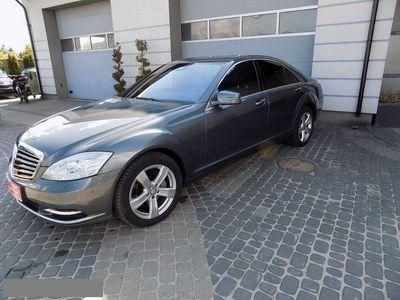 używany Mercedes S450 W221 (2005-2013)