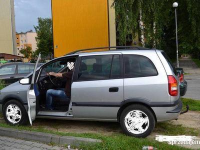 używany Opel Zafira ZAFIRA 2002/20032002/2003