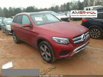używany Mercedes GLC300 2dm 245KM 2019r. 27 000km
