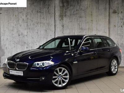 używany BMW 520 2dm 184KM 2011r. 199 645km