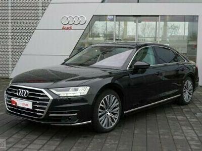 używany Audi A8 IV (D5) 50 TDI quattro 286Km tiptronic Fv23% ASO Salon PL 1-szy Właściciel