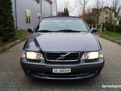 używany Volvo C70 2dm 163KM 2004r. 166 000km