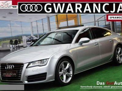 używany Audi A7 3dm3 245KM 2011r. 145 000km TDI Quattro Select Drive BEZPIECZNE ZAKUPY Krótko mówiąc Warto