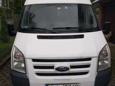 używany Ford Transit VI