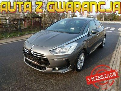 używany Citroën DS5 *NAPĘD 4x4*AUTOMAT*NAVI+DVD*Panoramadach*Półskóry*Bezwypadkowy*Zadba