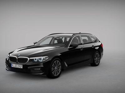 używany BMW 518 5 Series Touring d