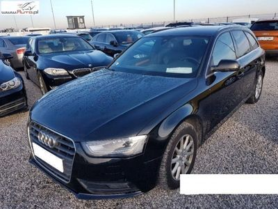 używany Audi A4 A4 2dm3 177KM 2014r. 198 158km2,0 TDI, Automat, FV 23%, Gwarancja!!