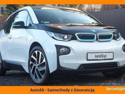 używany BMW i3 +REx 2016 Gwarancja SALON POLSKA VAT23%
