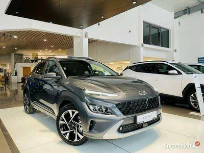 używany Hyundai Kona new (J9) 1.0T (120KM) 2WD 7DCT MY21 STYLE