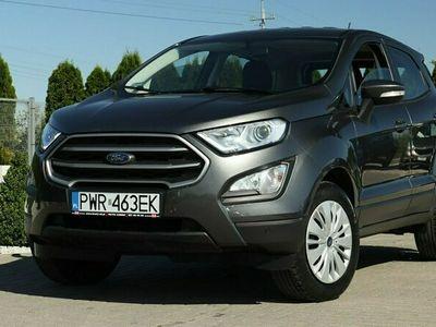 używany Ford Ecosport II 1.0 EcoBoost 125 KM Klima 35_tys.km Gwarancja !!!