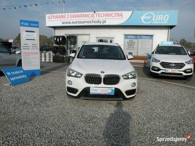 używany BMW X1 2dm 150KM 2016r. 64 000km