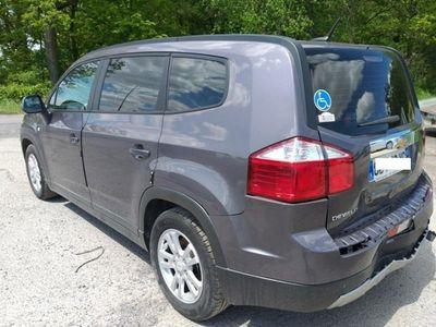 używany Chevrolet Orlando 2.0 VCDI Nawigacja Alufelgi 7 osobowy