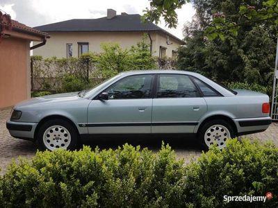 używany Audi 100 C4 2.0 BENZYNA STAN BDB AUTO ZDROWE IMPORT NIEMCY
