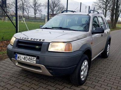 używany Land Rover Freelander I 2.0 112KM
