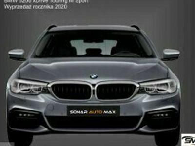 używany BMW 520 SERIA 5 d xDrive Touring M Sport 2020