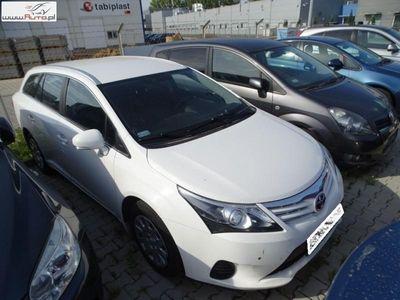 używany Toyota Avensis Avensis 2dm3 124KM 2014r. 168 476km 124 KM, FV 23%, Gwarancja!!