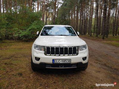 używany Jeep Grand Cherokee 2012 Overland