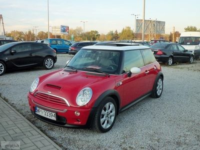 używany Mini Cooper II, Warszawa