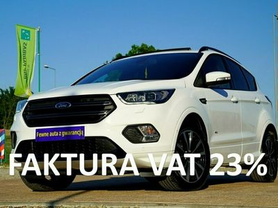 używany Ford Kuga ST LINE ful led KAMERA nawi SKÓRA sam parkuje PANORAMA 4X4 full II (2012-)
