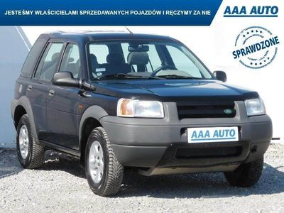 używany Land Rover Freelander FREELANDER
