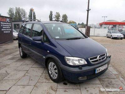używany Opel Zafira 2dm 101KM 2004r. 283 000km