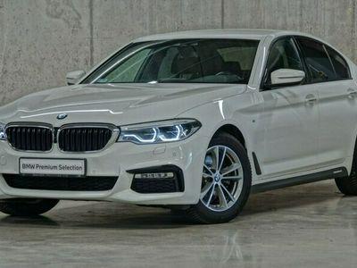 używany BMW 520 2dm 190KM 2017r. 40 788km