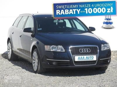 used Audi A6 III (C6) 177 KM, Automat, Navi, Xenon, Klimatronic, Tempomat,