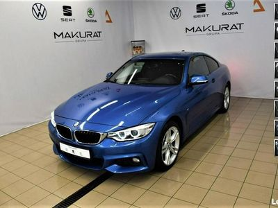 używany BMW 428 2dm 245KM 2015r. 72 000km