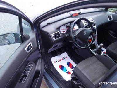 używany Peugeot 307 SW 1.6dm 109KM 2007r. 189 000km