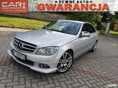 używany Mercedes C200 1.8dm 184KM 2008r. 183 121km