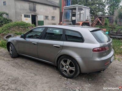 używany Alfa Romeo 159 2.4 jtdm 200 KM doinwestowany